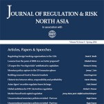 Journal of Regulation and Risk