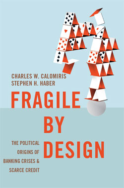 Fragile By Design cover