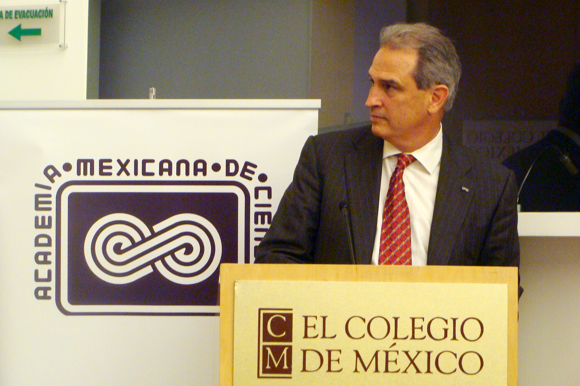 Mexico's National Academy of Sciences